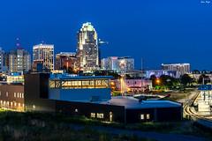 Downtown Raleigh, NC (jmajorz24) Tags: raleigh north carolina cityscape sony a7riii night jason major capitol city