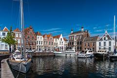 Goes, Stadshaven van Goes. (What's Around) Tags: goes zeeland nederland 1750mm jachthaven haven