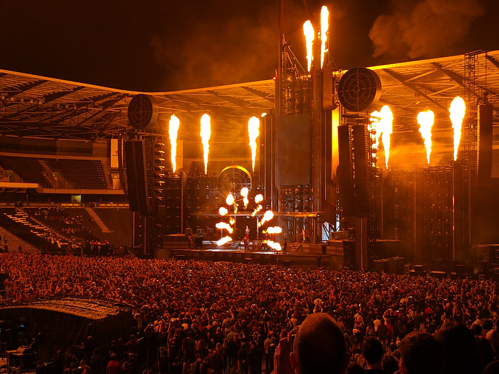 The Worlds Best Photos Of Rammstein And Stadium Flickr