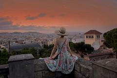 Barcelona (yuanxizhou) Tags: city color light portrait landscape travelphotography travel amazing beautiful glory sky sunset