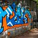 Lyde Green Graffiti