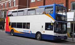 Blackpool (Andrew Stopford) Tags: mx55kpg dennis trident alexander alx400 stagecoach blackpool
