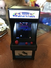 2019 187/365 7/06/2019 SATURDAY- Galaxian Tiny Arcade (_BuBBy_) Tags: galaxian tiny arcade 2019 187365 7062019 friday 7 07 6 06 days 365 365days project project365 saturday sat sa