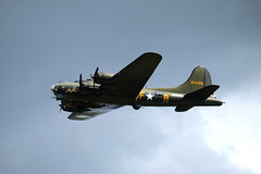 "Boeing B17G ""Sally B"" at Old Warden (Mark Bowerbank) Tags: boeing b17g sallyb old warden"
