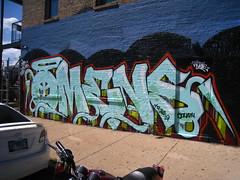 OMENS (Billy Danze.) Tags: chicago graffiti omens villains msk d30