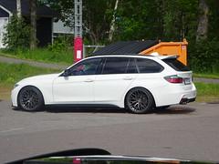 BMW 330d Touring M Sport F31 (nakhon100) Tags: bmw 330d touring msport f31 3er 3series cars