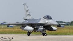 RNLAF F-16AM Fighting Falcon (Caspar Smit) Tags: rnlaf f16 viper falcon fightingfalcon j136 aircraft fighter jet aviation airforce airplane nikon d7000 nato tigermeet tiger lfrj landiviseau