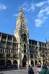 Munich Neues Rathaus 2 (Moments captured by the Camera) Tags: munich summer 2019 museum