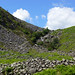 2019-06-07 06-22 Irland 832 Wicklow Mountains, Glendalough, Miner's Village