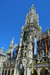 Munich Neues Rathaus 3 (Moments captured by the Camera) Tags: munich summer 2019 museum