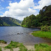 2019-06-07 06-22 Irland 823 Wicklow Mountains, Glendalough, Upper Lake