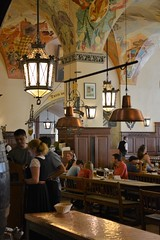 Hofbräuhaus Beer Hall (Moments captured by the Camera) Tags: munich summer 2019 museum