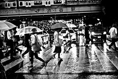 Moody Shibuya (Victor Borst) Tags: street streetphotography streetlife reallife city trip travel urban blackandwhite bw travelling wet monochrome face rain japan umbrella asian real japanese mono tokyo asia cityscape asians fuji faces candid citylife monotone rainy fujifilm traveling urbanjungle umbrellas raining tr shibuyacrossing realpeople urbanroots xpro2 happyplanet asiafavorites