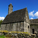 2019-06-07 06-22 Irland 819 Wicklow Mountains, Glendalough, St. Kevin's Church