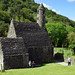 2019-06-07 06-22 Irland 815 Wicklow Mountains, Glendalough, St. Kevin's Church