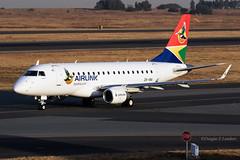 JNB June 19, 2019 (Doug Lambert) Tags: airlink embraer e170 saairlink aviation airplane plane jet airline jnb ortambointernationalairport johannesburg southafrica canon100400ii canon7dmarkii zsyba