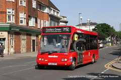 Metroline OS68 YJ06YRP (W, H2) (andrewcolebourne) Tags: london londonbus transportforlondon metroline w cricklewoodgarage os68 yj06yrp optaresolo goldersgreen routeh2