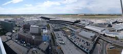 Flughafen Wien-Schwechat / Vienna International Airport (LOWW - VIE) (liakada-web) Tags: airport austria aut flughafen fuji fujixt3 österreich panorama ptgui schwechat vienna wien xt3 niederösterreich