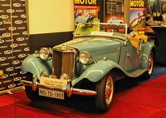 1951 MG TD Midget (rvandermaar) Tags: 1951 mg td midget mgtd mgtdmidget