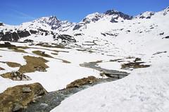 Dégel (Hugues Boulard) Tags: moutains montagne hautesavoie alps alpes alpen neige snow spring printemps torrent rivière river