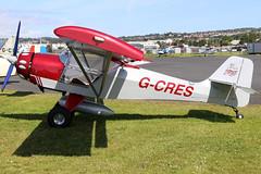 G-CRES (GH@BHD) Tags: gcres denneyaerocraftkitfoxmk2 denneyaerocraft denney kitfox aircraft aviation newtownardsairfield newtownards ulsterflyingclub