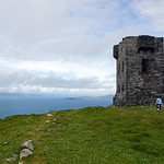 2019-06-07 06-22 Irland 760 Kerry, Dursey Island, Old Lighthouse thumbnail