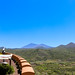 Mount Teide observation deck (Mirador del Teide) on Tenerife, Spain