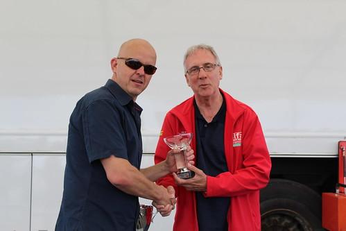 Alfa Romeo Championship - Croft Trophies
