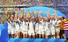 FIFA WOMEN'S WORLD CUP CHAMPIONS 2019 (appaIoosa) Tags: fifa fifa2019 fifawwc fifawwc2019 uswnt worldcupfinal fifawomensworldcup soccer football