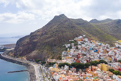 "Steep coast near San Andrés Mountains on Tenerife, Spain (dronepicr) Tags: hike allgemein city wanderlust natur kanaren archipelago ""aerialviewtravel"" drone wandern mavic island stadt kanarische inseln teneriffa länderstädte insel geotagged landscape schönste strände luftbild strandurlaub bay spain sightseeing tenerife aerial ferien uav hiking wanderurlaub la gomera foto beach macaronesia strand travel urlaub luftbildreise ""birdseyeview"" canary islands vogelperspektive drohne holiday spanien ballermann"