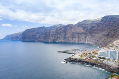 "Aerial view of the cliffs of Los Gigantes on Tenerife, Spain (dronepicr) Tags: hike allgemein city wanderlust natur kanaren archipelago ""aerialviewtravel"" drone wandern mavic island stadt kanarische inseln teneriffa länderstädte insel geotagged landscape schönste strände luftbild strandurlaub bay spain sightseeing tenerife aerial ferien uav hiking wanderurlaub la gomera foto beach macaronesia strand travel urlaub luftbildreise ""birdseyeview"" canary islands vogelperspektive drohne holiday spanien ballermann"