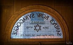 SANDYS ROW 1 (Nigel Bewley) Tags: sandysrowsynagogue shul ashkenazi jewish judaism jews jewishculture jewishdiaspora life jew jewry diaspora galus sandysrow spitalfields london england uk july july2019 fanlight hebrew creativephotography artphotography amateurphotographer appicoftheweek photologo nigelbewley starofdavid hexagram magendovid