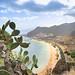 Strand Playa de las Teresitas auf Teneriffa, Spanien
