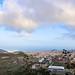 Luftbild von der Stadt San Cristóbal de La Laguna auf Teneriffa, Spanien