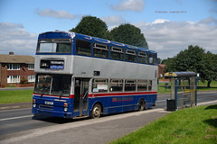 cradley carewarn (daniel.stazicker) Tags: muy517x noa449x mcw metrobus wmt west midlands travel 2449