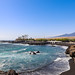 Playa de Alcala beach on Tenerife, Spain