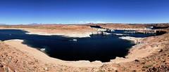 Lake Powell (__ PeterCH51 __) Tags: lakepowell lake wahweapbay pano panorama wahweap page arizona usa america amerika scenery landscape beautifulview grandvista iphone peterch51