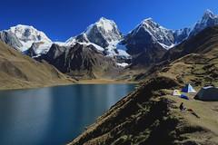 Cordillera Huayuash (jordimasramon) Tags: mountain peru trekking canon eos climb outdoor mountaineering escalada huaraz arrampicata grimper huayuash eos5d eos5dmarkiv eos5div