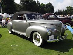 1941 Lincoln Zephyr Convertible (JCarnutz) Tags: 1941 lincoln zephyr concoursdelegance innatstjohns