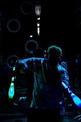 (B.e.l.e.k) Tags: malabarismo artecircence ledlights circus blueaesthetic noche chile canon like4like fotografíacallejera streetphotography nochesazules malabarista blue