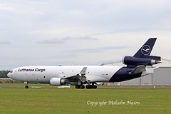 MD11F D-ALCC LUFTHANSA CARGO (shanairpic) Tags: jetairliner cargo freighter md11f shannon lufthansacargo dalcc newcolours