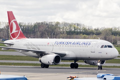 TC-JPO | Turkish Airlines | Airbus A320-232 | CN 3567 | Built 2008 | VIE/LOWW 06/04/2019 (Mick Planespotter) Tags: aircraft airport 2019 schwechat vienna plane planespotter airplane aeroplane nik sharpenerpro3 tcjpo turkish airlines airbus a320232 3567 2008 vie loww 06042019 a320