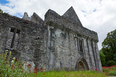2019-06-07 06-22 Irland 592 Killarney, Muckross Lake Walk, Muckross Abbey (Allie_Caulfield) Tags: foto photo image picture bild flickr high resolution hires jpg jpeg geotagged geo stockphoto cc sony alpha 77 sommer summer irland ireland eire killarney wanderung hike muckross house kerry lough leane lake trail walk abbey friary abtei ruine ruin klosterruine kloster