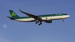 EI-GAJ_JFK_Landing_22L_Moon (MAB757200) Tags: aerlingus a330302 eigaj mochuta moon aircraft airplane airlines airbus airport jetliner jfk kjfk landing runway22l