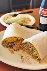 El Taco Riendo (jpellgen (@1179_jp)) Tags: mn minnesota midwest usa america july summer 2019 nikon sigma 1770mm d7200 food foodporn twincities eltacoriendo burrito coke cocacola tostada mexicanfood crystal
