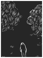 ¤¤¤ (Loana Ibarra) Tags: loanaibarra art arte painting pintura painter pintora konst mexico sweden alternative alternativo loana ibarra symbolism simbologia horrorvacui illustration ilustracion acuarela watercolor embroidery broderi bordado photography fotografia gouache akvarell ink tinta portrait retrato sketch sketching suecia cardboard carton canvas details detalles gold oro mixedmedia