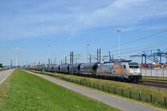 04.07.2019 (VI); Train & Trams (chriswesterduin) Tags: hsl traxx bombardier br186 graantrein vtg goederentrein cargo güterzug loc locomotief