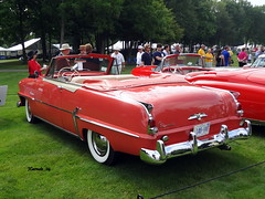 1954 Plymouth Belvedere Convertible (JCarnutz) Tags: 1954 plymouth belvedere concoursdelegance innatstjohns