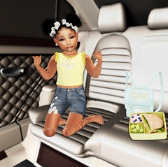 The cutest first grader you've ever seen.. (env.y) Tags: secondlife beauty fashion trend virtual blogger jewelry kids toddler td