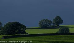 Dark skies over Settle (Glenn Courtney) Tags: settle settlecarlisle england uk unitedkingdom